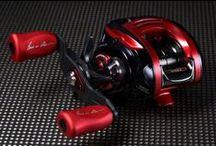 Tackle junky / Fishing tackle! Matériel de pêche dans toute sa splendeur...