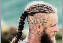 Ragnar Lothbrok / by Taylor Rees