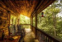 Blue Ridge Mountains, GA / November Trip Ideas