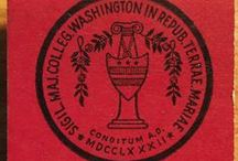 College & University Matches / Vintage College and University #matchnbooks