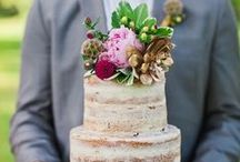 Wedding Cakes & Sweets