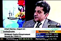 Mr.Ajay Seth on Bloomberg UTV / Mr.Ajay Seth on Bloomberg UTV