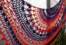 Häkeln Schals Tücher