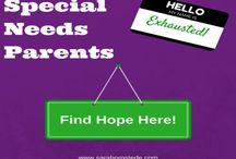 Special Needs Family / Everything that affects you or your special needs loved one.