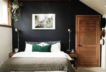 Accent Walls / Accent walls that add dimension and interest to a space.