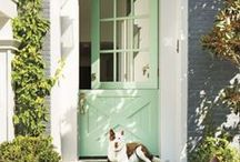 Fabulous Front Doors / Front doors with style!