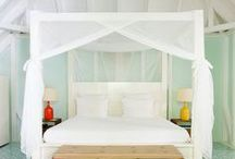 Feminine Bedroom / Bedrooms for those that like luxury and comfort.