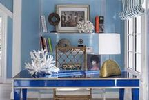 Home Offices / Home office decor/design to help you get to work.
