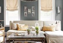 Lovely Living Rooms / You're sure to find a living room style here that excites!