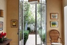 Entryways / Entryways designed to make a good first impression.