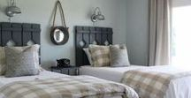 Guest Bedrooms / Guest bedrooms done right!