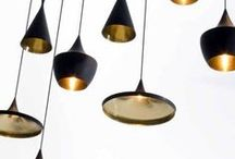 "Design Lamps / ""A lamp shade is often a little thing that makes a big difference"" ~ Elle Daniel"