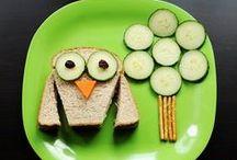 Kid Food Ideas / Kid food ideas. Picky eaters.
