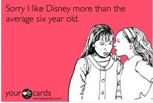 Disney / by Ashley Cassidy