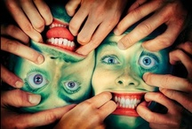 Laugh until you become green  / by Fabio França