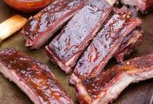 BBQ & Grilling Recipes / Great looking barbecue and grilling recipes. Some original recipes by Vindulge, others found by awesome BBQ enthusiasts out in Pinterest.