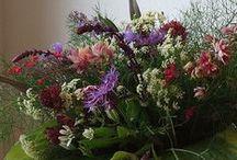 Floristik | Lars Schönberg / Die Jahreszeiten genießen. Mit allen Sinnen. Blumen frisch vom Markt oder aus dem Garten. Selbst gebunden macht es am meisten Spaß.