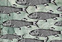 pattern - ryby