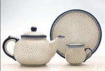 Polish ceramics - folk