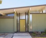 eichler homes / Eichler Homes, from our neighborhood visits, and real estate listings.