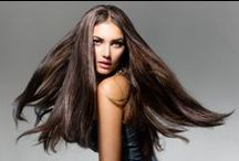 Clip In Human Hair Extensions / Our clip in Hair Extensions are made from 100% Human Indian Remy Hair.  Our hair is silky soft and tangle free, which means that it lasts longer, without any compromises on the quality.