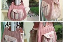 Bags and other sewing / MOSTLY BAGS AND OTHER SEWING GOODIES / by Kathy Smith