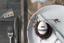 Pâques / Des idées déco pour Pâques