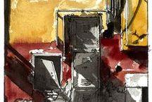 Arch. Ideas. Sketch.