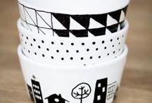 peinture verre / porcelaine / Des idées pour décorer mug, tasse, assiette...
