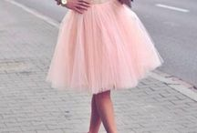Fashion -Skirt. / Beautiful skirt.