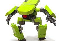 Lego Robo land