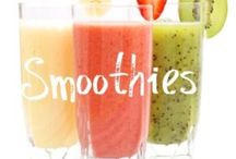 Smoothies!!! / For healthy living not for weight loss!!!