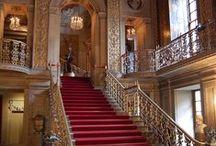 Stately Homes and Castles / Engelse landhuizen en kastelen die ik bezocht heb