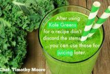 Food Tips & Hints