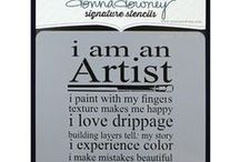 Art Stencils