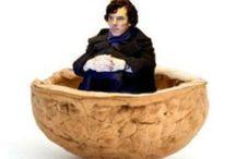 """I'm Sherlocked ._. / """"Sherlock in a nutshell"""""""