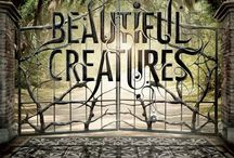 Beautiful Creatures / You know the pain of discovering a great book and then there's no fandom for it? Yeah.