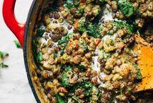 Vegetarian and Vegan Recipes / Vegetarian and Vegan Recipes that inspire me.