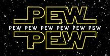 Star Wars / Laser swords and Darth Vader puns - all collected here. Welcome!