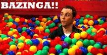 Sheldon Cooper / Sheldon Cooper is my spirit animal