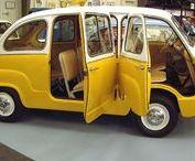 AUTOMOBILI  e C . . . / AUTO DI CARATTERE , QUELLE CHE APPASSIONANO ANCHE CHI NON AMA IL MONDO DELL' AUTOMOBILE . .