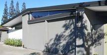 our eichler home / Our DIY-restored 1955 Eichler Home, in Sacramento, California.