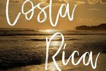 Costa Rica  ❋  our itinerary ——»