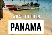 Panama ❋ our itinerary ——»
