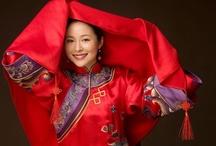 ❤ China - Cheongsam ❤ / China, China & China - Cheongsam / Qipao