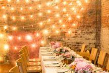 Ideas bodas con encanto / Disponemos de dos espacios ideales para bodas íntimas y diferentes, uno es una preciosa Cava y otro es un salón con grandes ventanales y terraza privada. Además, si vuestra celebración es más grande, contáis con un salón luminoso con vistas a la plaza de la Font.