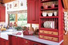 Kitchens / by Susan Majzik
