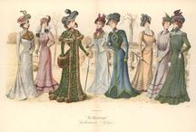 Fashion 1900s / by Kevin Crouch