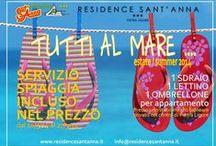Sant'Anna DEALS / Our Special Offers  #residencesantanna #pietraligure #Liguria