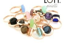LOTT.gioielli / Fun, trendy and chic jewellery. This lovely Dutch brand is now also available in France!